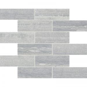 Grigio Elegante Brick Mosaic