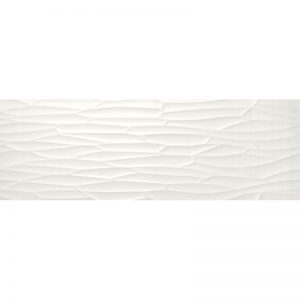 270253-16X48 SILK WALL TILE-MAMA MIA WHITE 3D