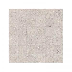 12x12 mosaic SILKYSTONE GREIGE 01