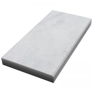 12×24x5cm Levant Fine Picked Marble Modern Coping
