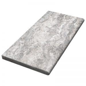 12x24x3cm Hun silver Coping tumbled pera tile