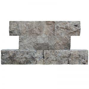 4x free length split face field tile