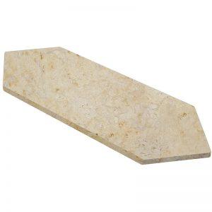 155205-33 stella picket tile leather 5 3-4x22