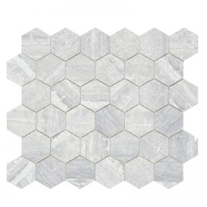 Grigio Elegante Hexagon