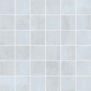 250250-2x2 SQUARE MOSAIC SHAPE - GREY MATTE