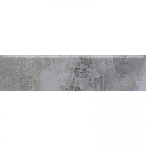 260280-3X12 SNAP BULLNOSE-CINDER GLOSSY 1