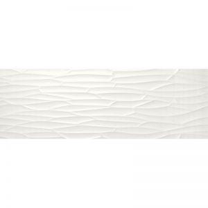 270253-16X48 SILK WALL TILE-MAMA MIA WHITE 3D