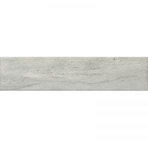 270266-3 X 12 VERONA WALL TILE-GREY MATTE w