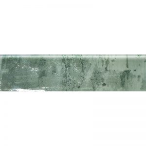 260297 - 3X12 SNAP Bullnose - Green
