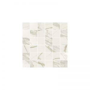 250391 calacatta 2x2 mosaic Glossy small