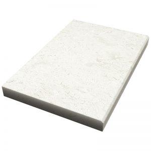 16×24x5cm Tumbled Limestone Modern Edge Coping