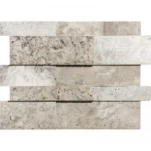 14 3:4 X 19 3:4 jumbo panel HunSilver Pera tile