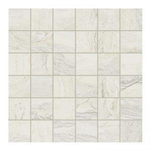 250361 Mosaic 2x2 white matte