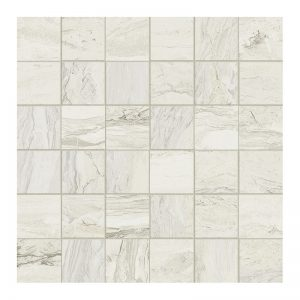 250364 Mosaic 2x2 white polished