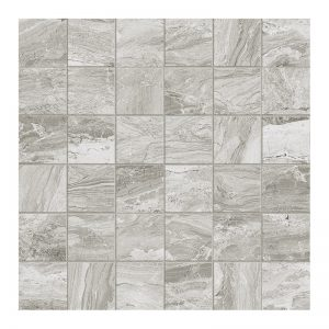 250365 Mosaic 2x2 silver polished