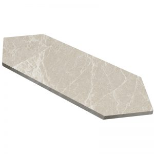 155205-124 polished - SPARTA picket tile big