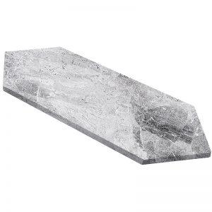 155205-125 polished - NIOBE GREY picket tile big