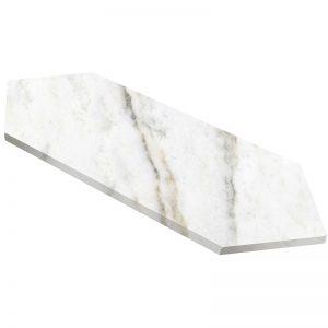 155205-85 Polished Bianco Marea 5 3:4x22 B