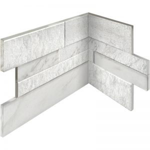 Marmi WHITE inside corner