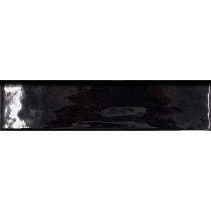 260350 bullnose 2 3-8 x 9 3-4 BLACK - glossy