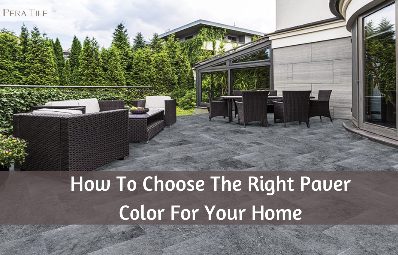 How To Choose Paver Color
