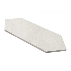picket tile Conceta Bianco 2