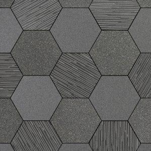 6 Hex Greyon Multi-155150-B6